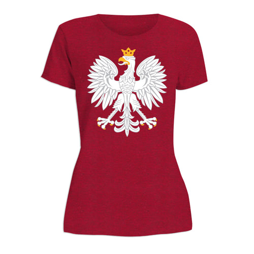 White Eagle Women's Short Sleeve Tshirt