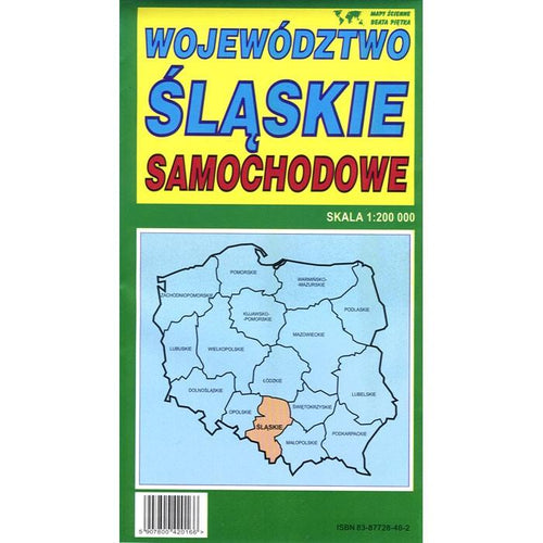 Slaskie Map