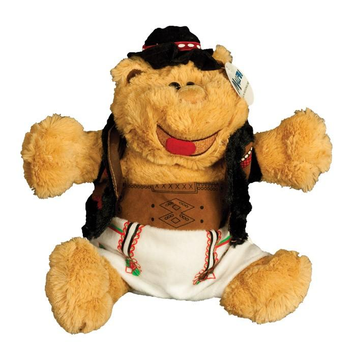 Plush Toy - Highlander Teddy Bear