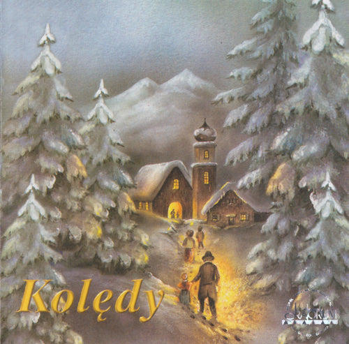 Koledy Christmas Carols by Oratorium Ensamble  CD