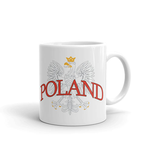 White Eagle POLAND Mug