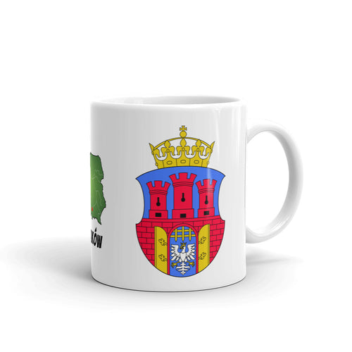 Kraków Coat of Arms Mug