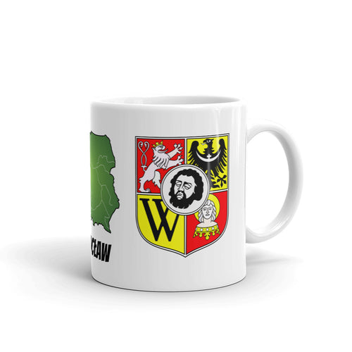 Wrocław Coat of Arms Mug