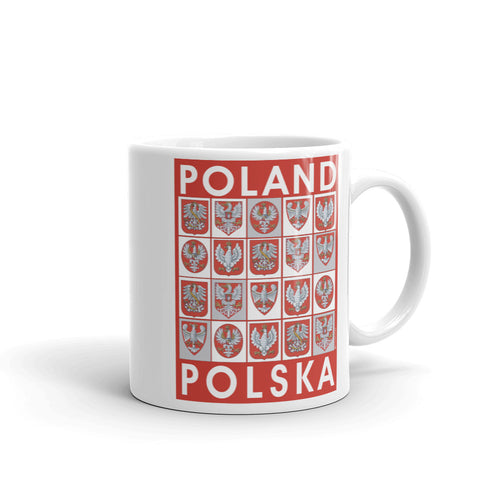 Coat-of-Arms White Eagle Mug