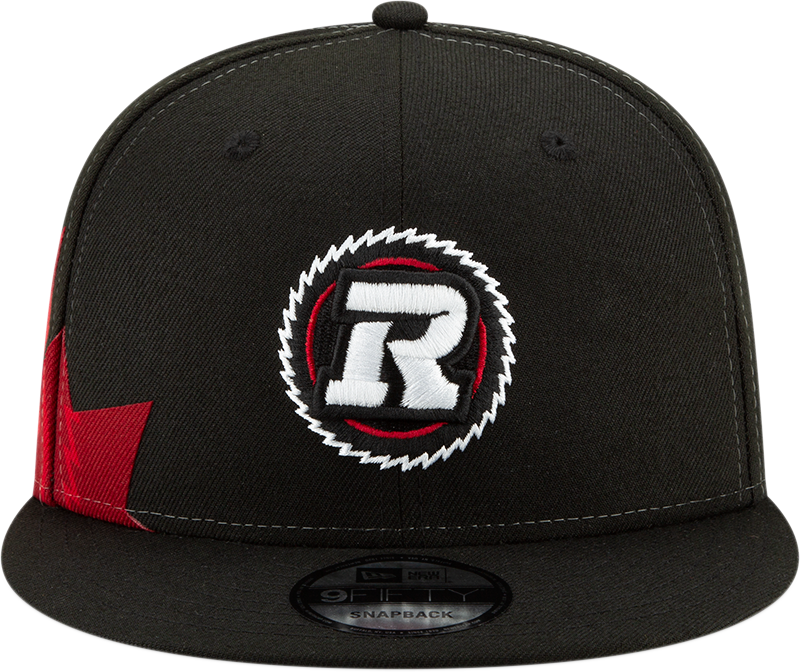New Era Youth 950 REDBLACKS 2019 Draft Cap