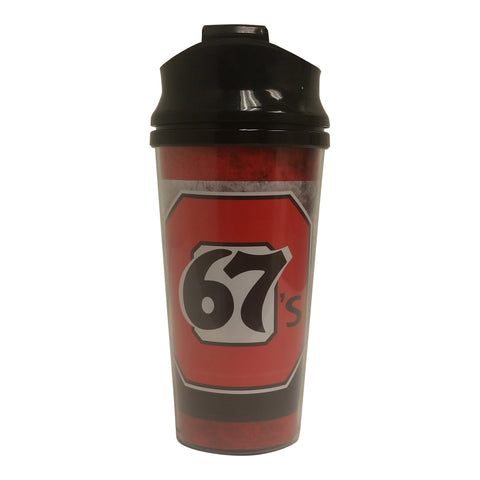 Ottawa 67s Travel Mug