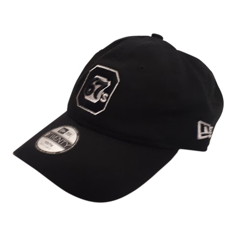 67's Youth New Era 9Twenty White Logo Adjustable