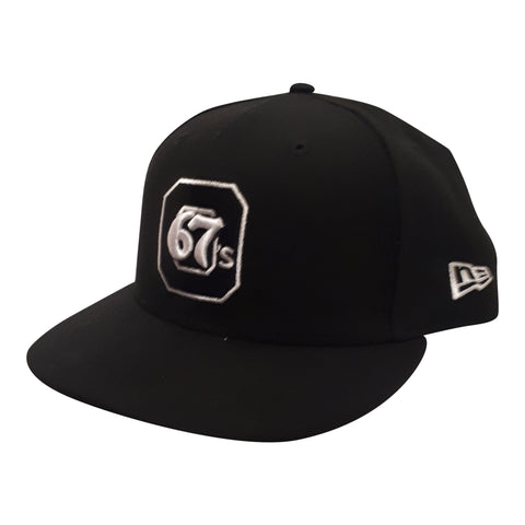 67's New Era 9Fifty Snapback White Logo