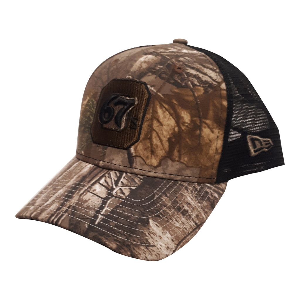 67's New Era 9Forty Realtree Trucker Hat