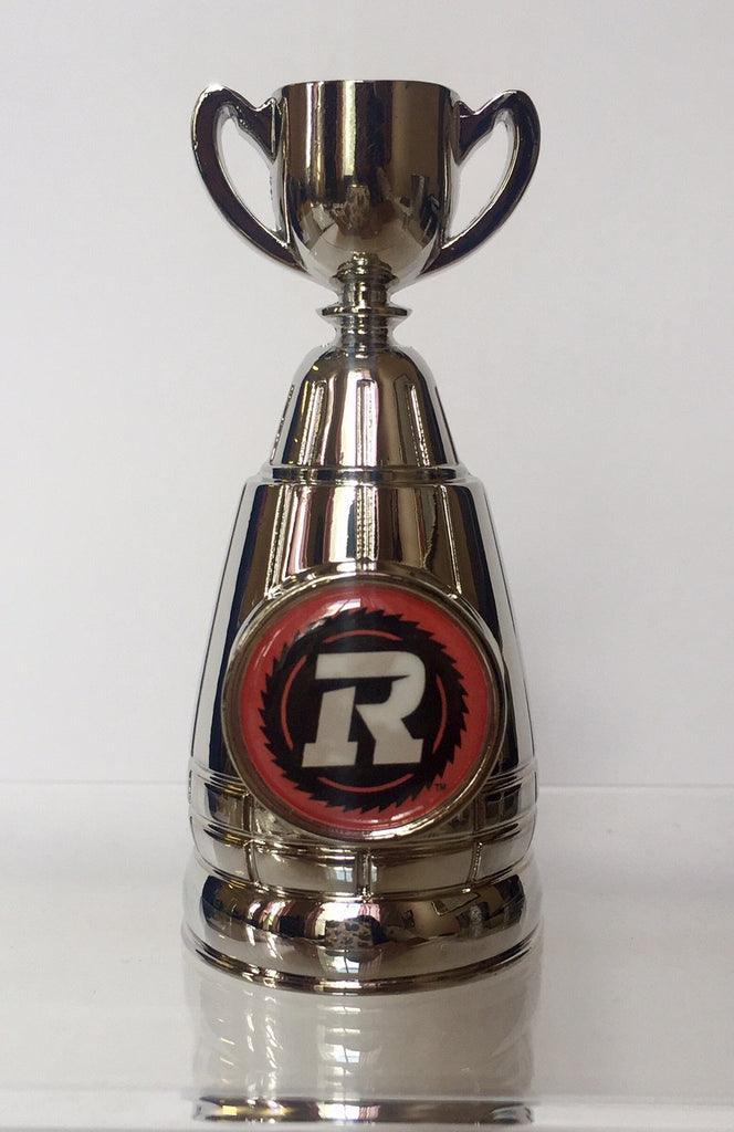 REDBLACKS Mini Replica Grey Cup