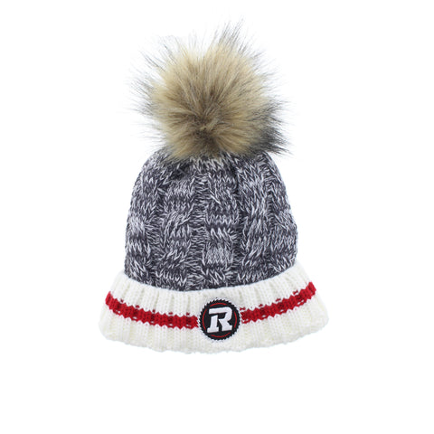 REDBLACKS Gertex Marled Grey Toque
