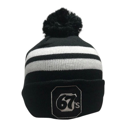 67's New Era Top Stripe Pom