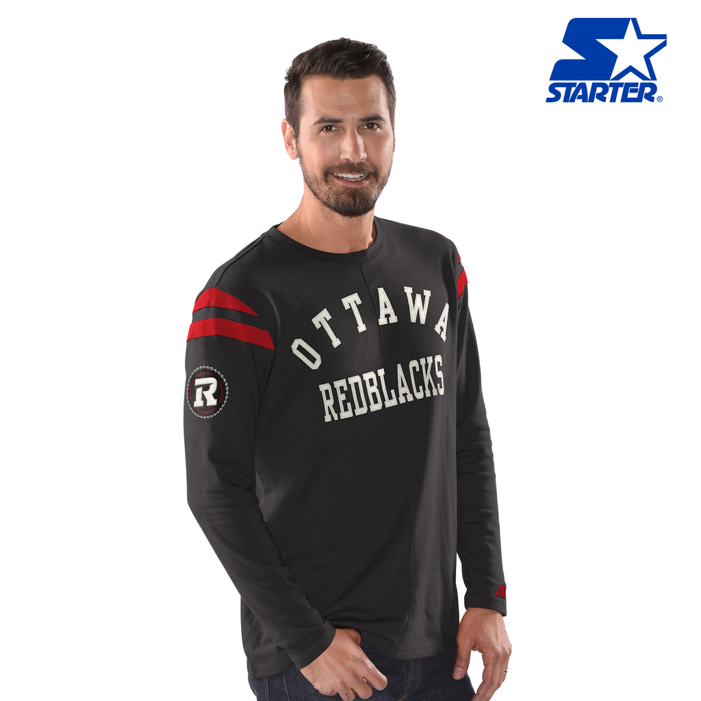 REDBLACKS Starter Elite LS Top