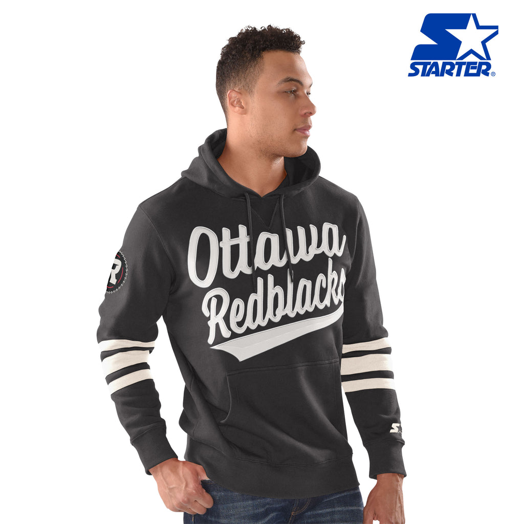 Starter Mens Pullover Graphic Hoodie