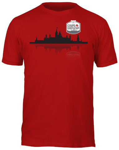 Bulletin Grey Cup 105 Cityscape T