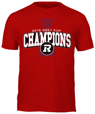 REDBLACKS Bulletin Champion Tee