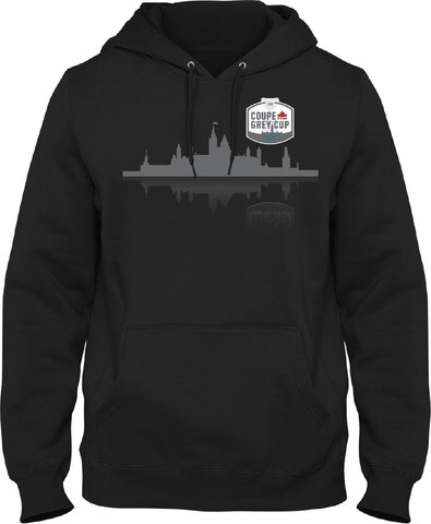 Bulletin Grey Cup 105 Youth Cityscape Hood