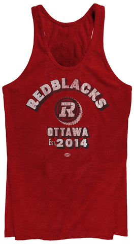 REDBLACKS WMS Bulletin Block Tank