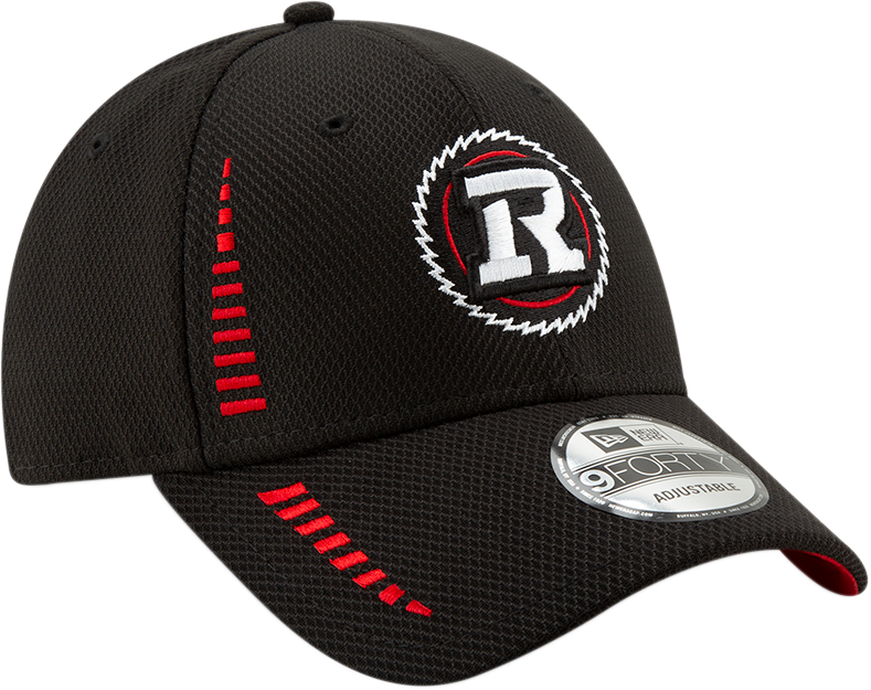 New Era 9Forty REDBLACKS 19 Locked In Adjustable