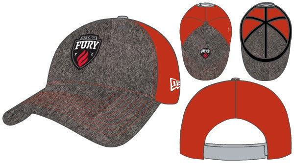 Ottawa Fury New Era 9Forty Hat