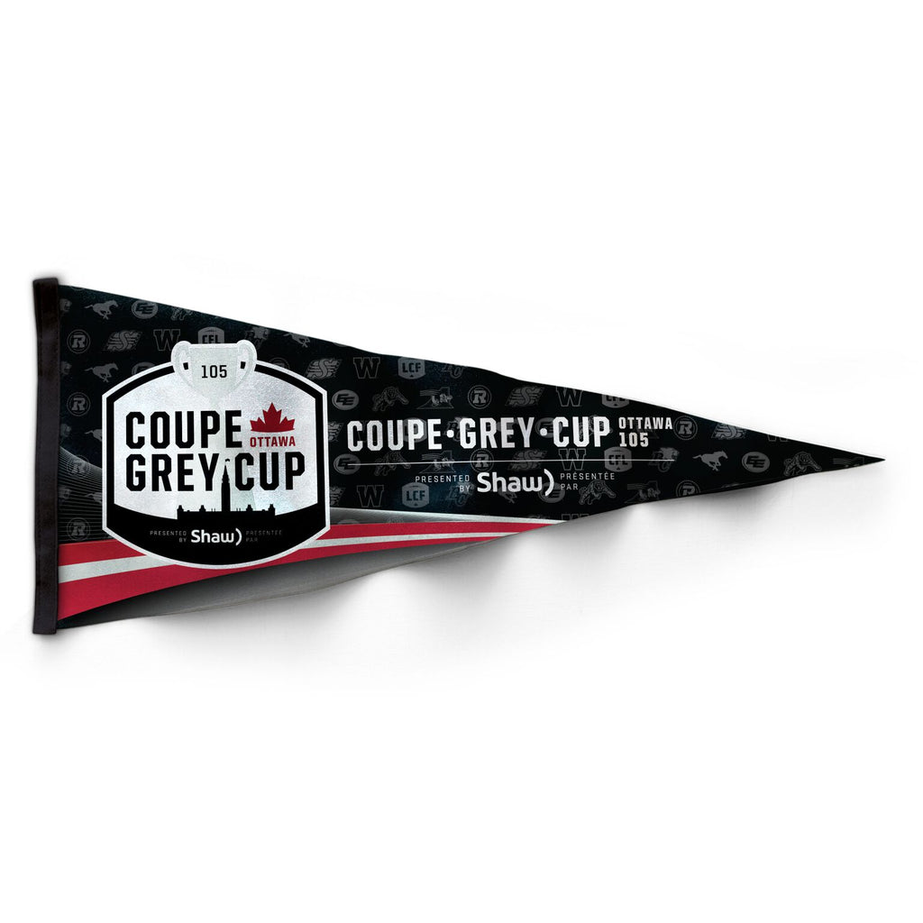 Grey Cup 105 Pennant