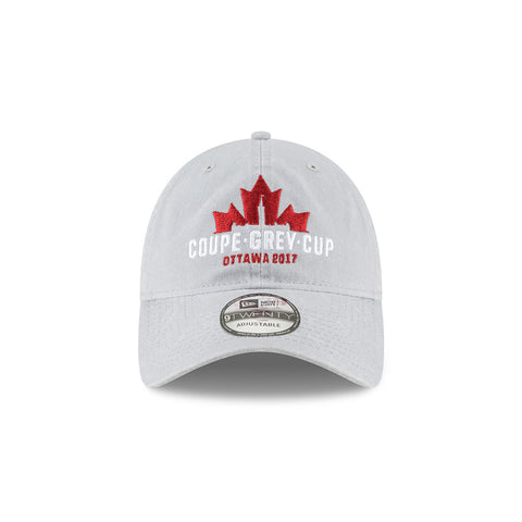 New Era Grey Cup 105 9Twenty Hat