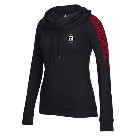 Redblacks Women's Funnell Neck