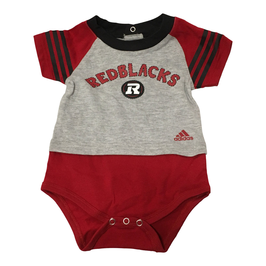 REDBLACKS Bib and Bootie set