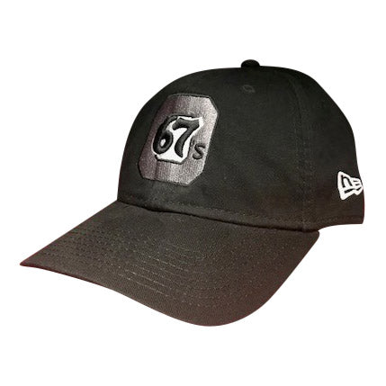 67's Youth New Era 9Twenty Tonal Logo Adjustable