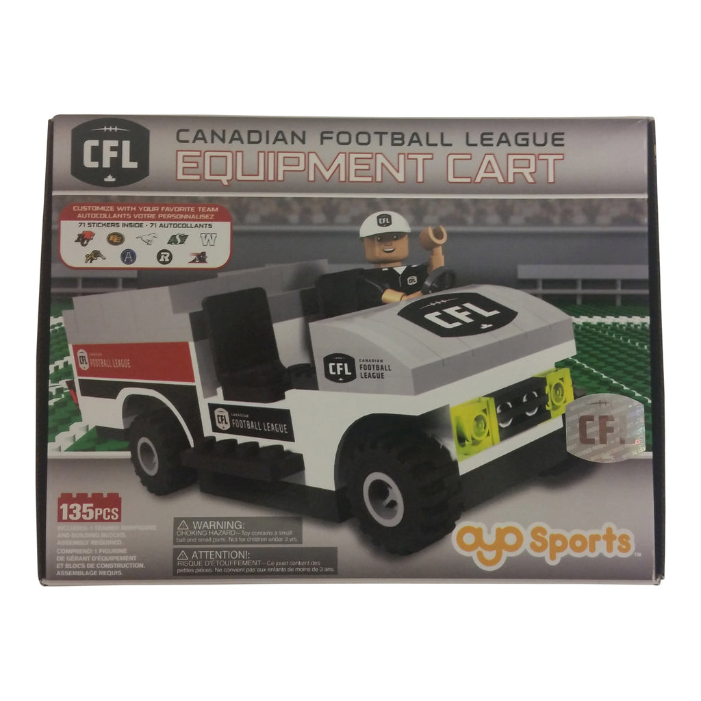 REDBLACKS CFL Team Cart by OYO