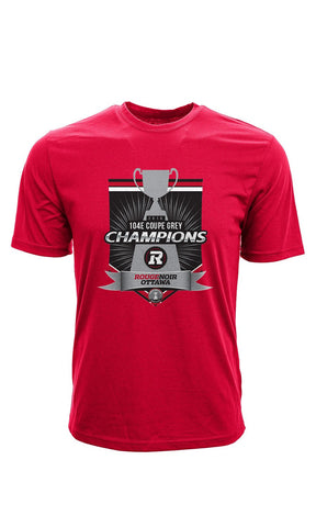 REDBLACKS Levelwear Youth Core Tee French