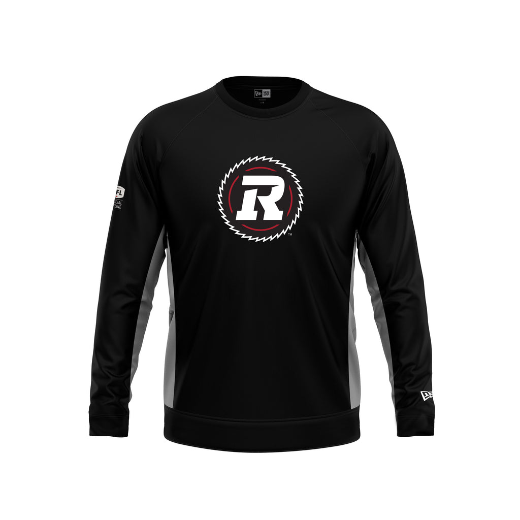 REDBLACKS New Era Performance Crew Sweater