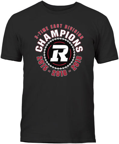 East Division 3 Time Champs Tee