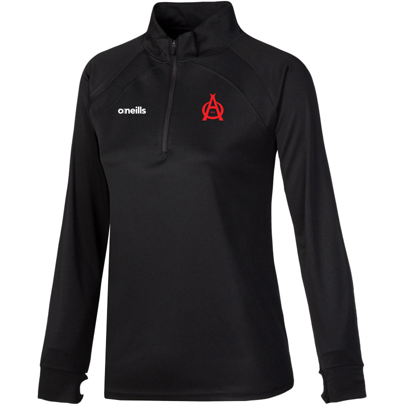 """PRE SALE ""Aces Esme Midlayer Half Zip Top - Womens"
