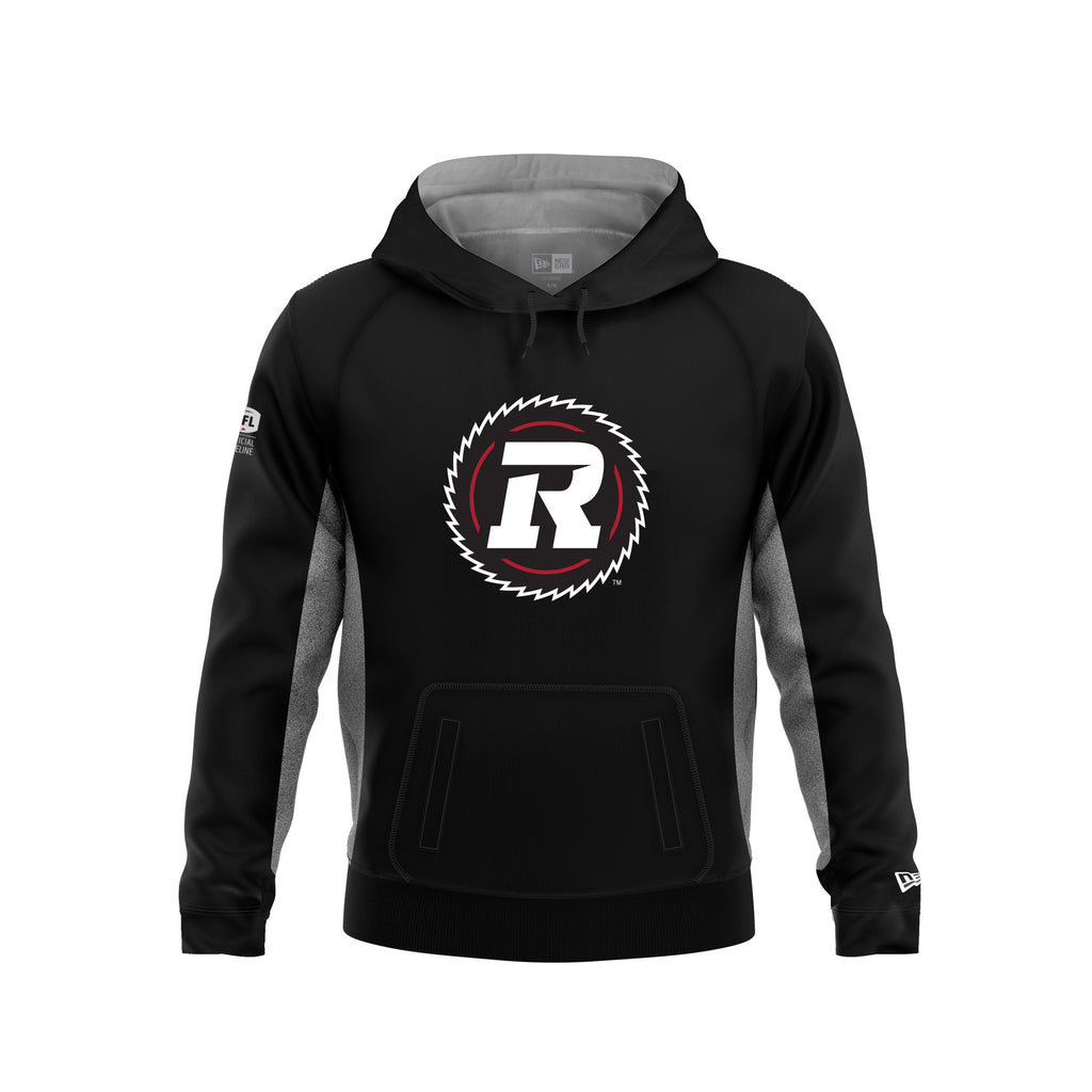 REDBLACKS New Era Performance Hoodie Black/Grey