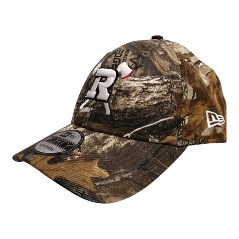 REDBLACKS New Era 9Forty RealTree Axe Hat