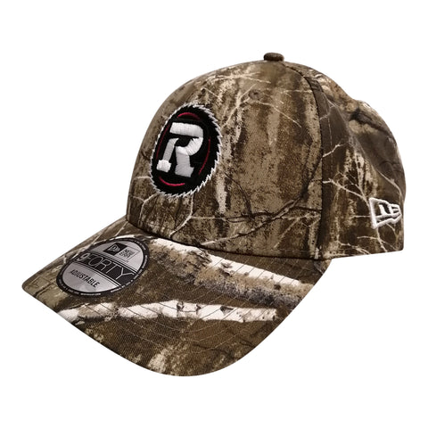 REDBLACKS New Era 9Forty RealTree Primary Logo Hat