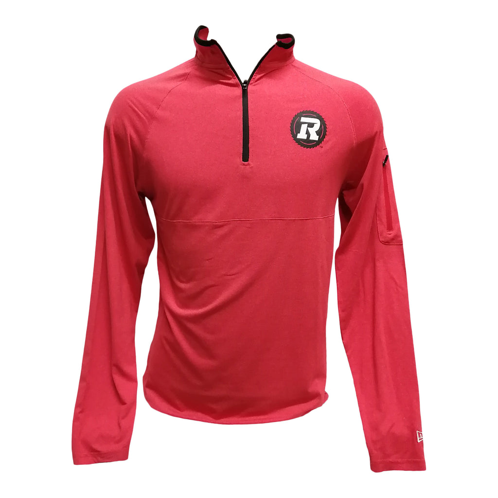 REDBLACKS New Era Fangear 1/4 Zip