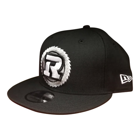REDBLACKS New Era 9Fifty Black/Silver Snapback