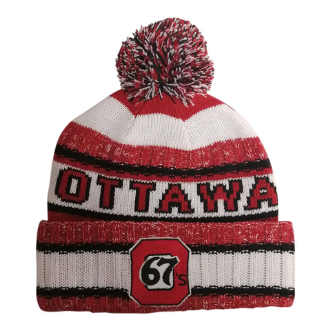 67s Bardown Black Stripe Hat