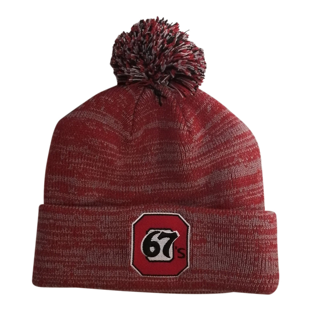 67s Bardown Salt n Pepper Knit Toque