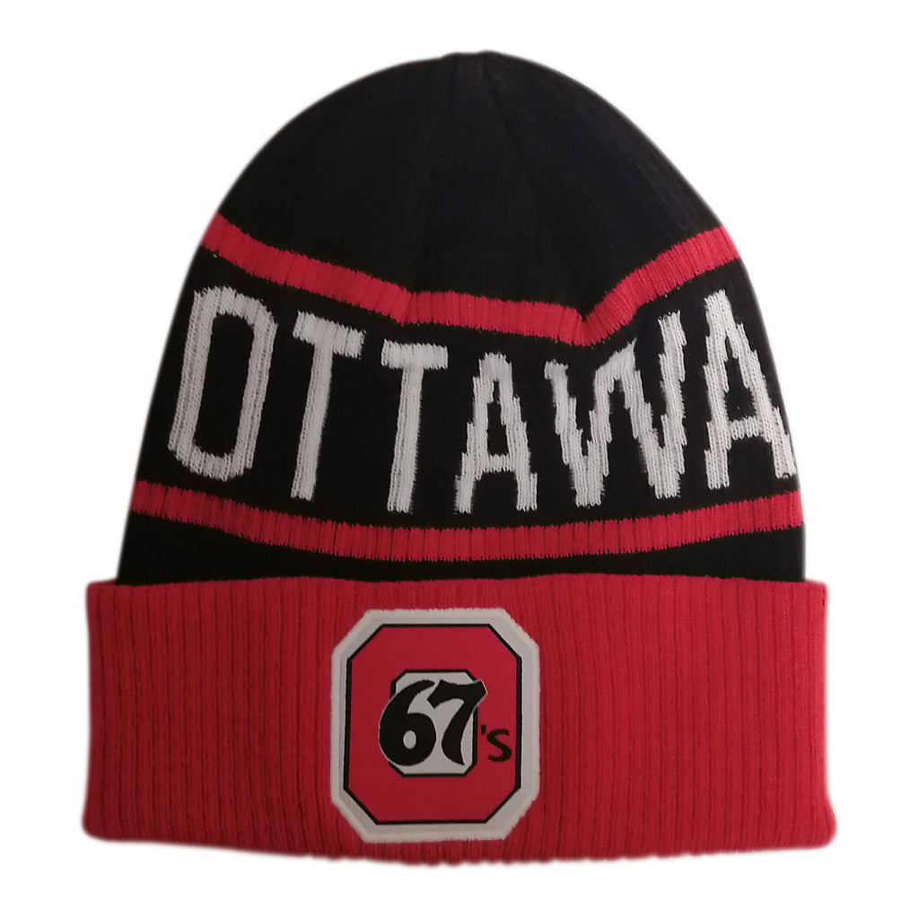 67's CCM Vintage Striped Beanie