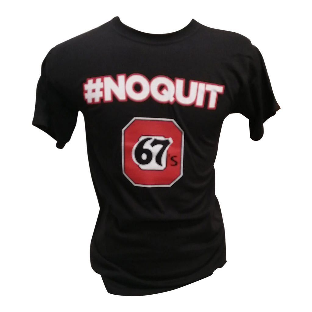67's Bulletin Youth #NoQuit Tee