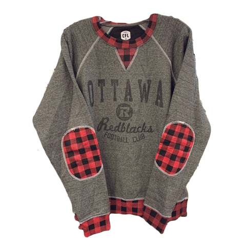 REDBLACKS Joe crew neck sweater