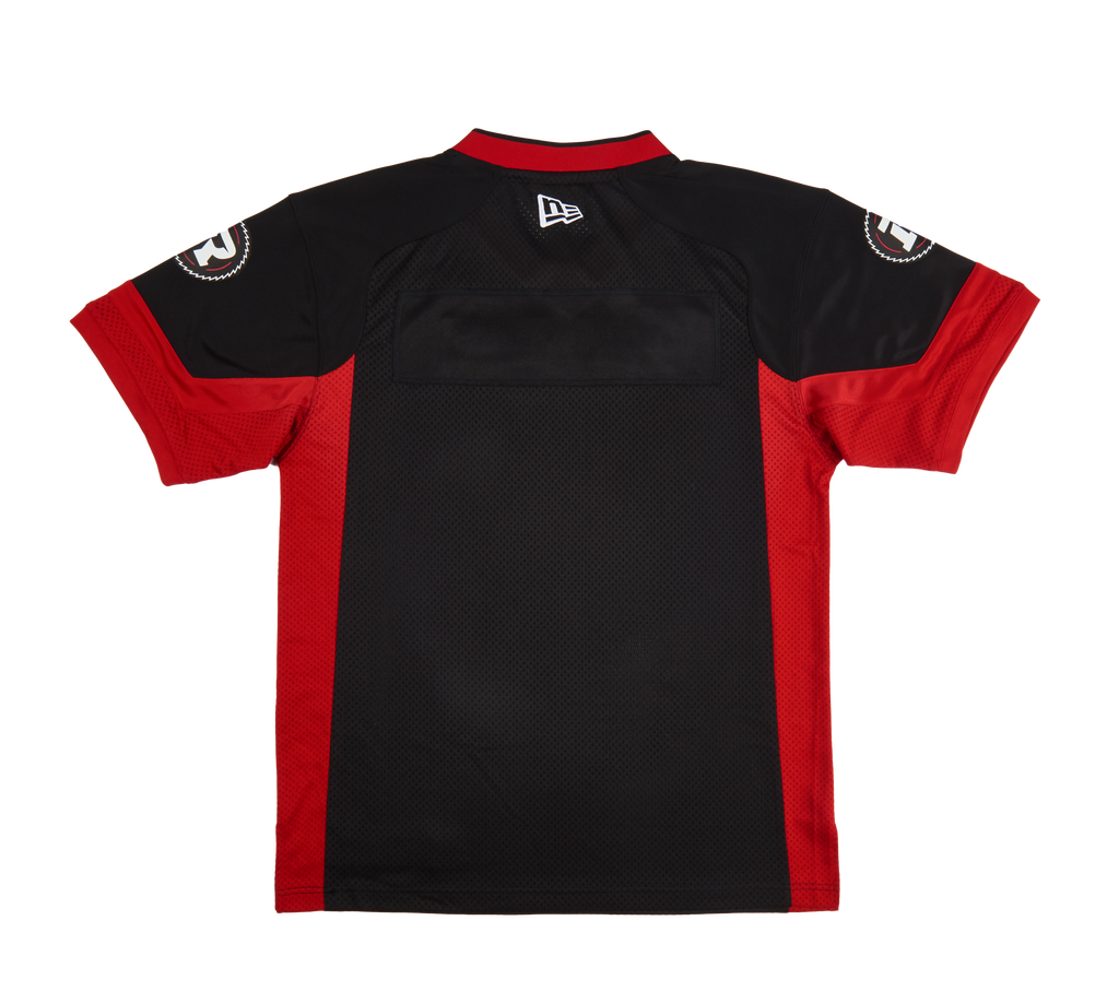 REDBLACKS New Era Womens Home Blank Jersey