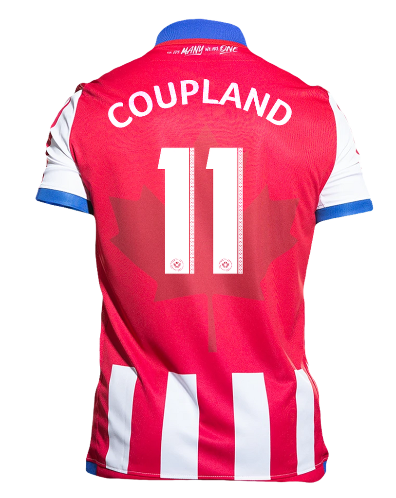 Antoine Coupland - Atlético Ottawa 2020 Home Jersey - Adult