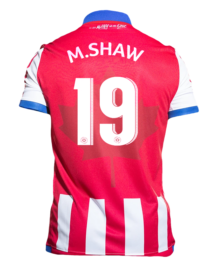 Malcolm Shaw - Atlético Ottawa 2020 Home Jersey - Youth