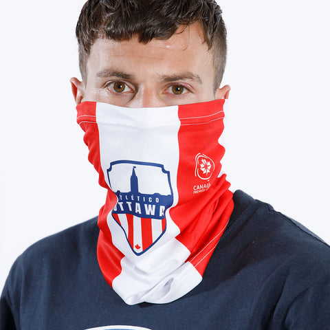 Adult Atlético Ottawa Cloth Gaiter
