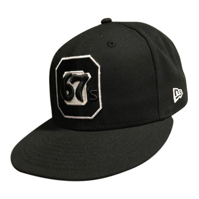 67's New Era 9Fifty All Black Snapback