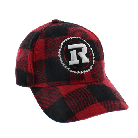 REDBLACKS Plaid Hat